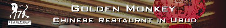 Banner Golden Monkey Ubud - Sepeda Motor Indonesia