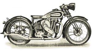 husqvarna sepeda motor 1933