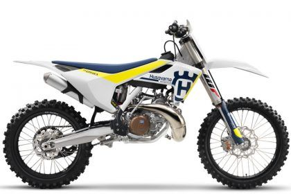 husqvarna motocycle tc250