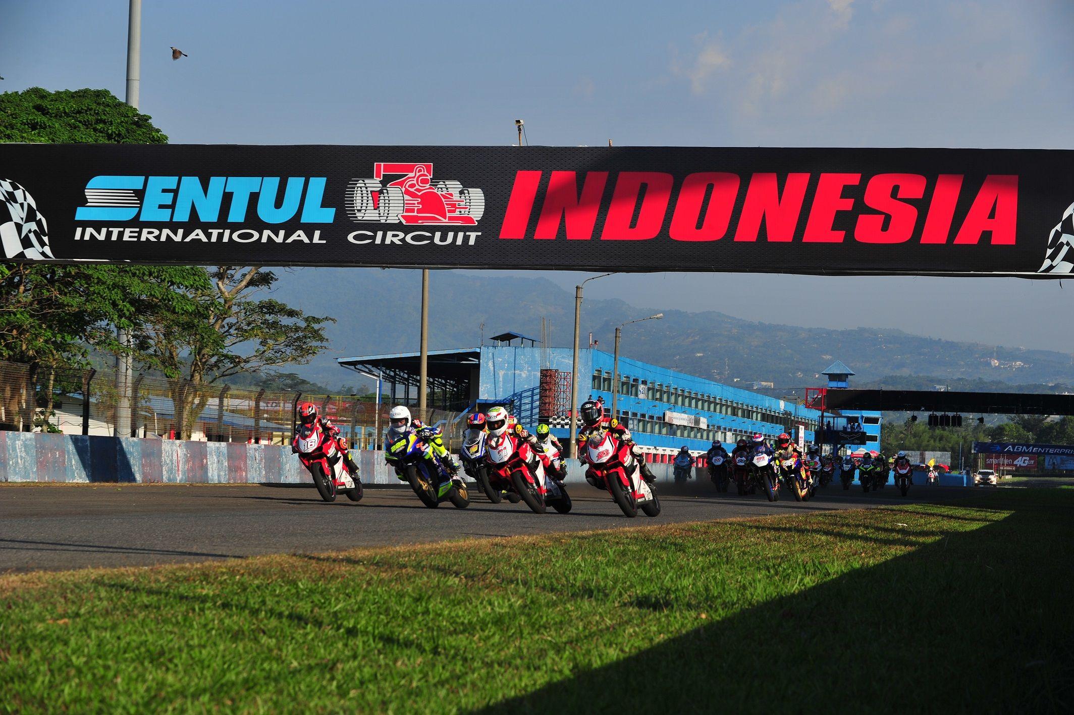 Indospeed Racing Series 2017 Seri 3 di Sentul