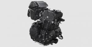 Mesin 250cc pada Yamaha MT-25