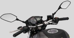 Stang lebar pada Yamaha MT-25