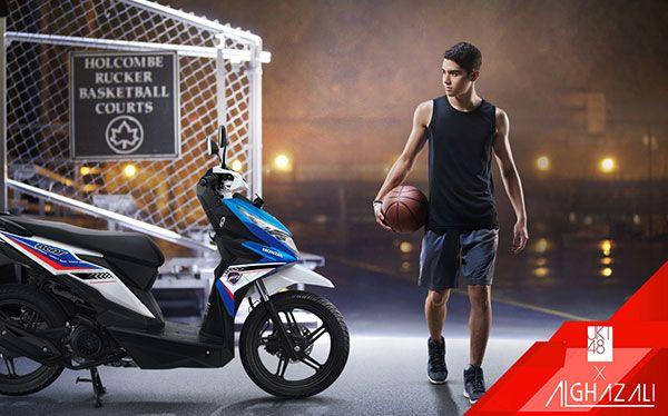 Sepeda Motor Anak Muda - All New Honda Beat eSP - Al Ghazali