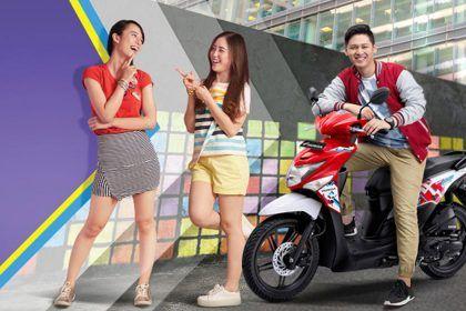 Motor Matic Untuk Remaja - Honda Beat Pop eSP