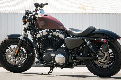 harley davidson forty eight sportster