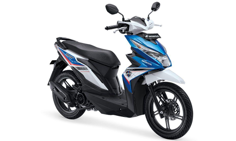Sepeda Motor Terlaris 2017 Skutik Honda Paling Banyak Dibeli