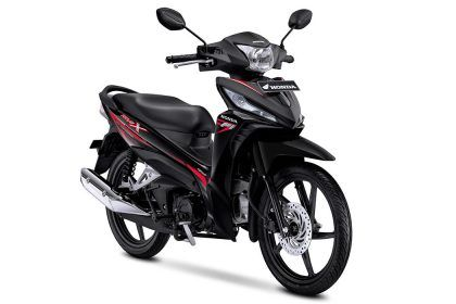 new honda revo quantum black