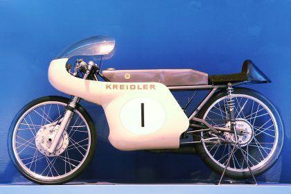 Kreidler 50cc -Motor Jadul Indonesia