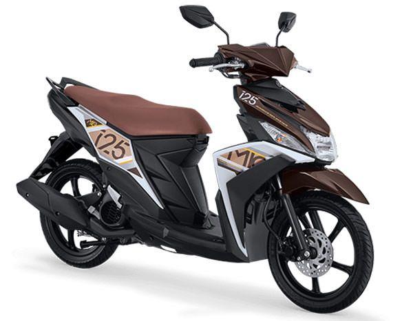 Motor matic yang disukai wanita - Yamaha Mio S