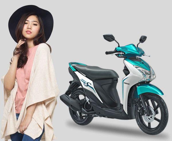 Motor Matic Irit - Yamaha Mio S Tubeless - Isyana Saraswati