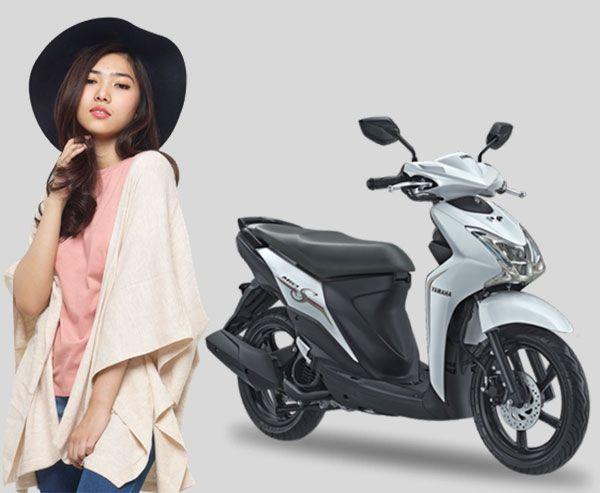 Motor matic yang disukai wanita - Mio S Tubeless & Ban Lebar