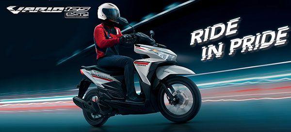 Motor Matic Irit 125 CC - Honda Vario 125 eSP