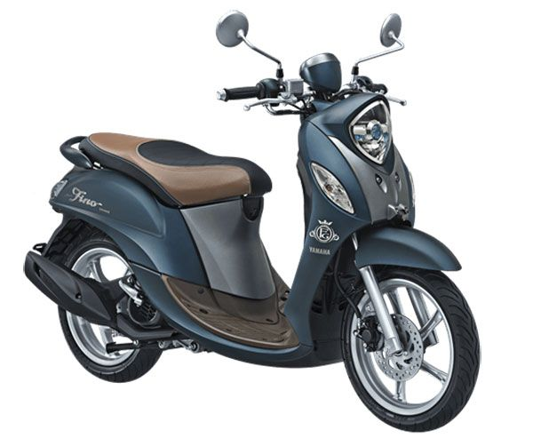 Motor Matic Irit - Yamaha Fino 125 Grande