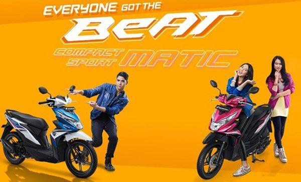 Motor Matic Paling Irit - New Honda BeAT eSP
