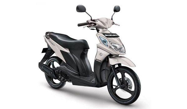 Motor matic yang disukai wanita - Suzuki Nex FI