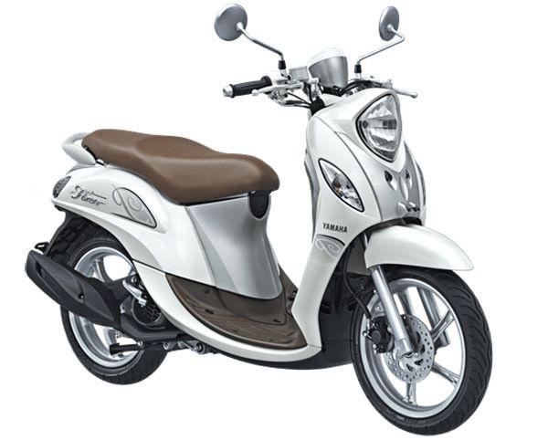 Motor matic yang disukai wanita - Yamaha Fino