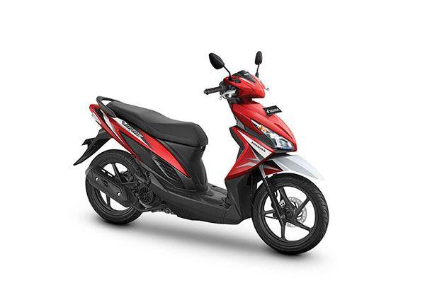 Motor Matic Paling Irit - New Honda Vario eSP