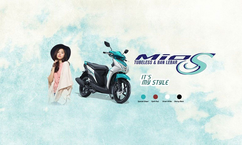 Ini Dia Deretan Motor Matic Paling Irit 2017 Sepeda Indonesia New Vario 110 Esp Cbs Grande White Jakarta Yamaha Mio S Terbaru Isyana Sarasvati