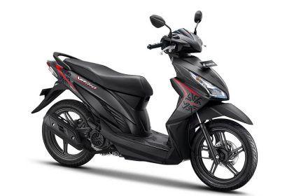 Honda Vario eSP 110 CC - Matte Grey