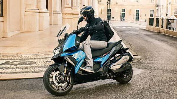 Skuter BMW Terbaru - C 400 X