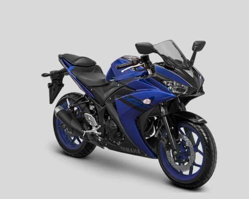 Yamaha YZF-R25 Deep Purplish Blue