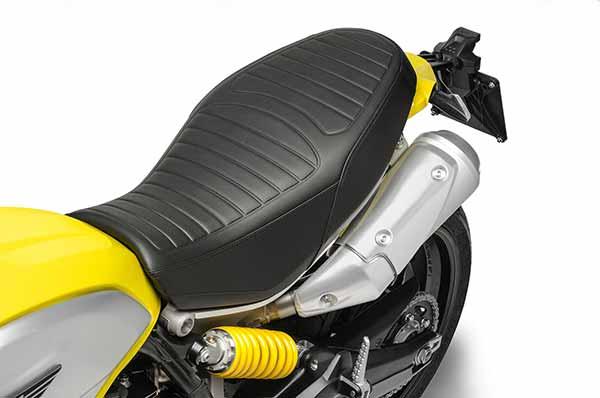 Ducati Scrambler 1100 2018 - Jok