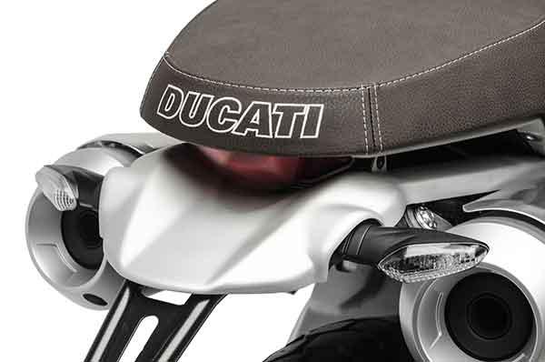 Ducati Scrambler 1100 Special - Photo: Ducati