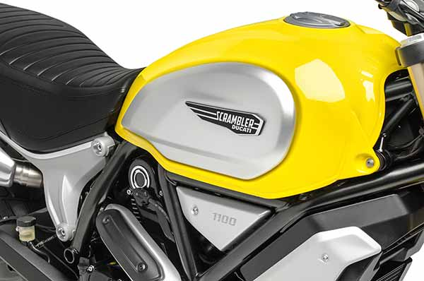 Ducati Scrambler 1100 2018 - Tangki