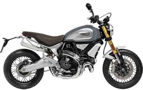 Motor Klasik - Ducati Scrambler 1100 Special