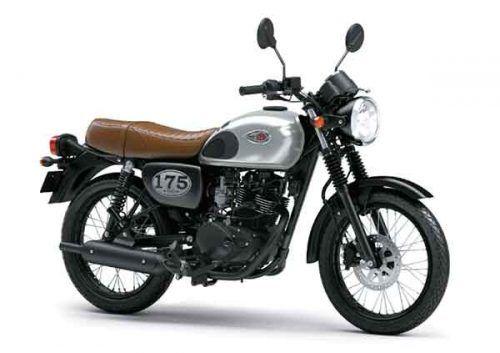 Kawasaki W175 SE New Silver