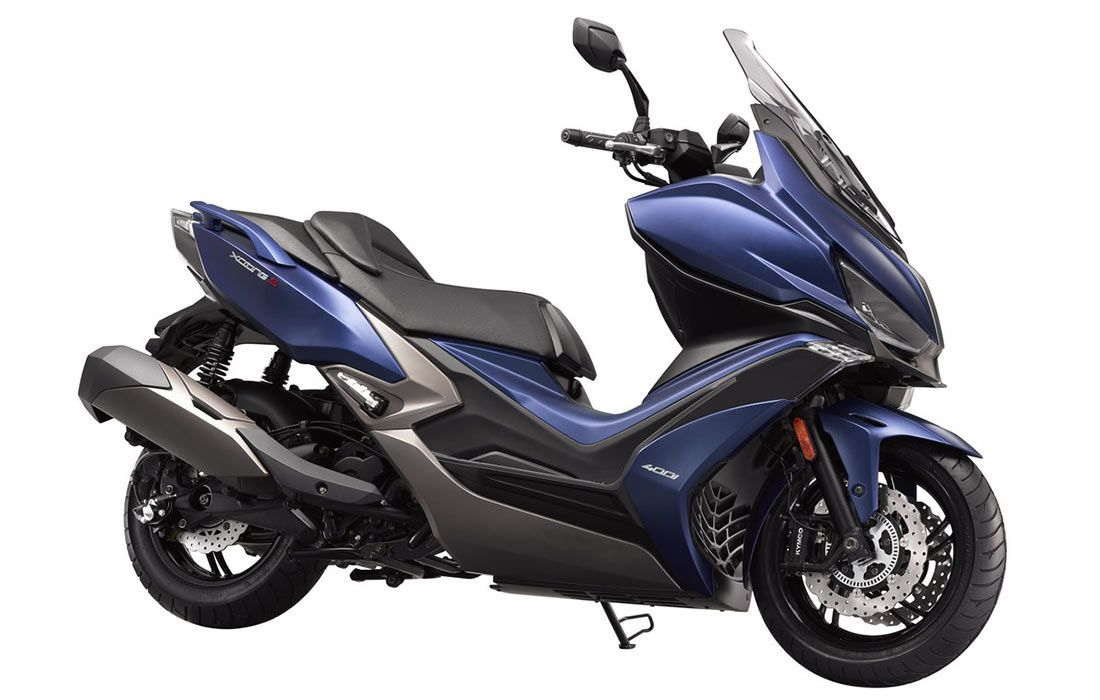 KYMCO Xciting S400