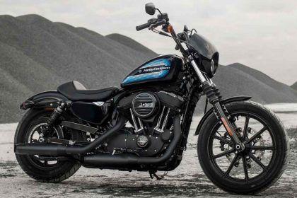 Harley Davidson Sportster Iron 1200 2018
