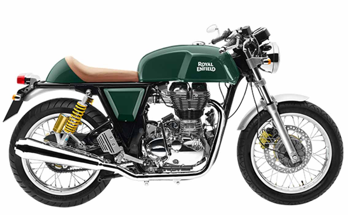 Royal Enfield Continental GT 535