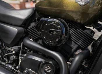 Harley Davidson Street 500- mesin revolution-x 750