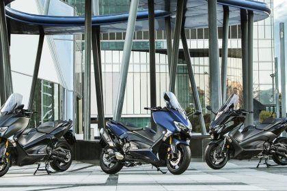 Yamaha TMAX DX 2018