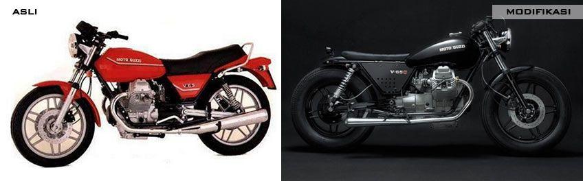 Vernier's Moto Guzzi V65