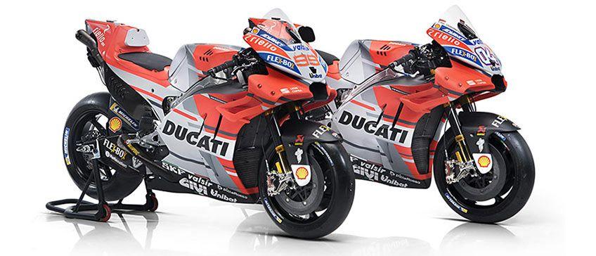 ducati desmosedici motogp 2018