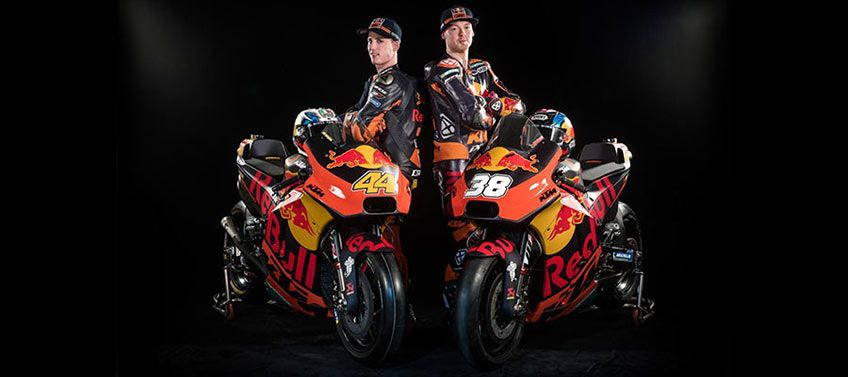 ktm rc16 Pebalap MotoGP 2018