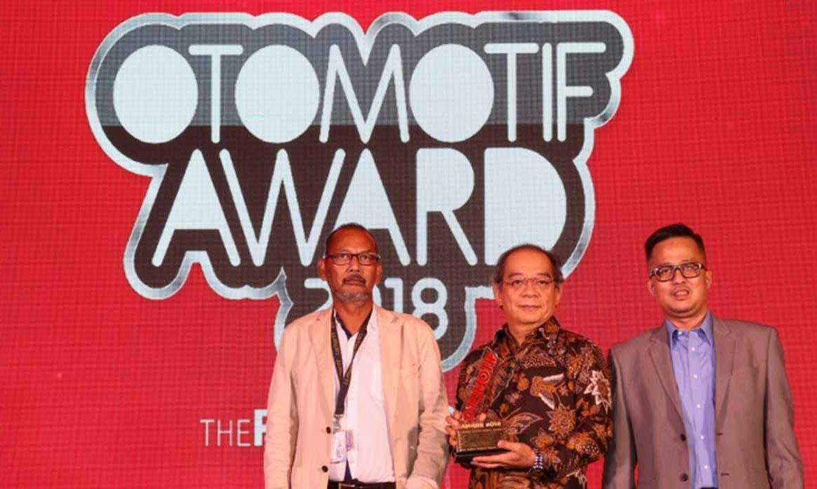 Honda PCX - Bike of the Year - Otomotif Award 2018