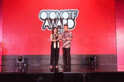 Otomotif Award 2018 - Honda