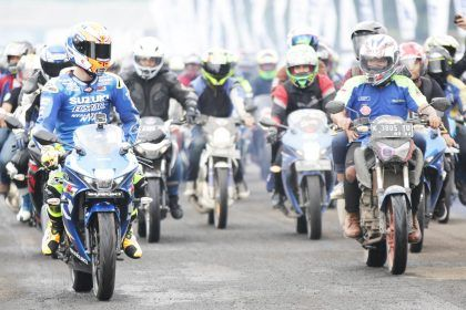 Suzuki Bike Meet – Jamboree Nasional 2018