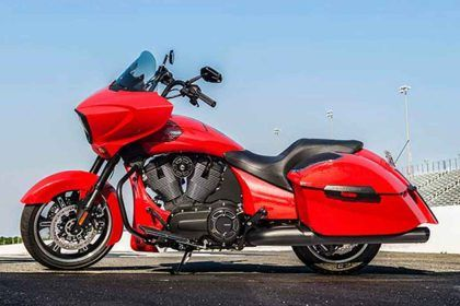 Victory Motorcycles - Cross Country 2016