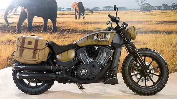Victory Motorcycles - Desert Racer