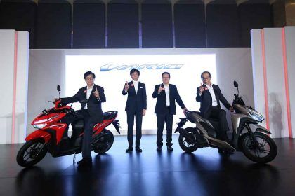 Honda Vario 150 - Honda Vario 125 Baru 2018