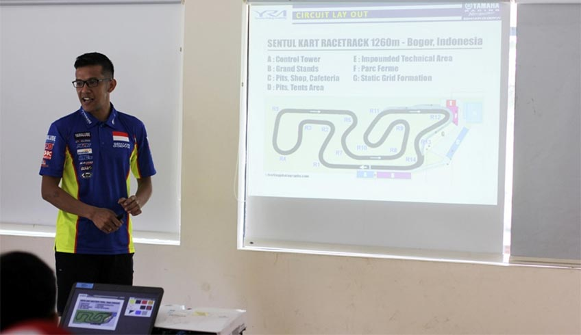 yamaha workshop racing komunitas Rey Ratukore