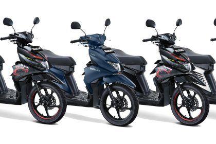 Suzuki Nex 2 Terbaru 2018