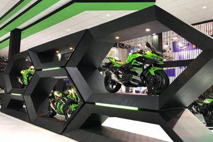 Booth Kawasaki - PRJ 2019