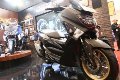 Yamaha Nmax di GIIAS 2018