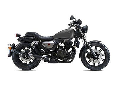 Benelli Motobi 200 EVO - Grey
