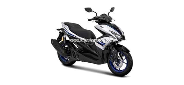 Yamaha Aerox 155 R Warna Baru